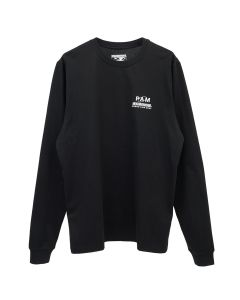 [お問い合わせ商品] NEIGHBORHOOD x P.A.M. NHPM-L2/C-TEE.LS / BLACK