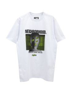 [お問い合わせ商品] NEIGHBORHOOD x P.A.M. NHPM-S1/C-TEE.SS / WHITE