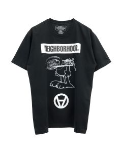 [お問い合わせ商品] NEIGHBORHOOD x Kostas Seremetis NHKS/C-TEE.SS / BLACK