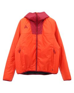 NIKE NRG ACG PRMLFT HD JACKET / 634 : HABANERO RED/NOBLE RED