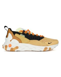 NIKE REACT SERTU / 700 : CLUB GOLD/BLACK-WHEAT