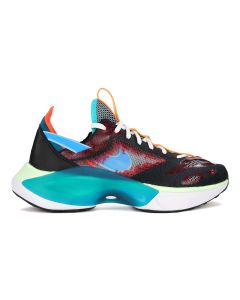 NIKE N110 D/MS/X / 001 : BLACK/BLUE HERO-BLUE GAZE-UNIVARITY RED