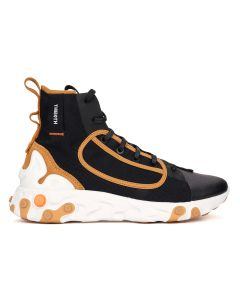 NIKE REACT IANGA / 001 : BLACK/WHITE-WHEAT-PHANTOM