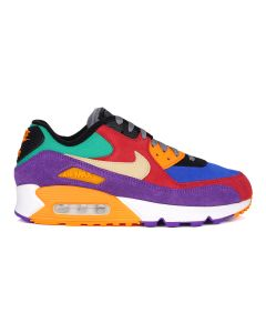NIKE AIR MAX 90 QS / 600 : UNIVERSITY RED/PALE VANILL