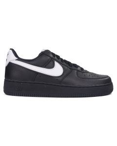 NIKE AIR FORCE 1 LOW RETRO QS / 001 : BLACK/WHITE-BLACK