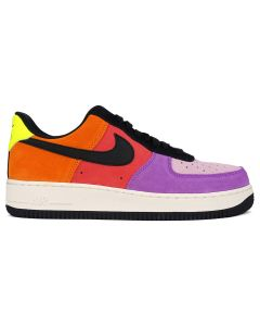 NIKE AIR FORCE 1 '07 LV8 / 605 : PRISM PINK/BLACK-BRIGHT VIOLET