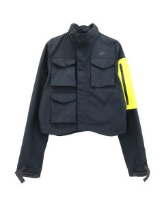 NIKE x OFF-WHITE WMNS NRG A29 JACKET #27 / 010 : BLACK