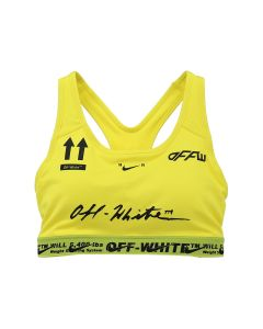 NIKE x OFF-WHITE WMNS NRA29 BRA / 731 : OPTICAL YELLOW