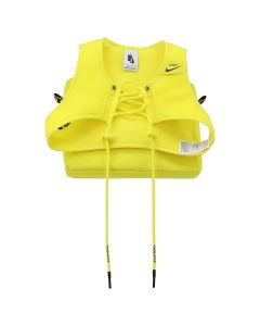 NIKE x OFF-WHITE WMNS NRG A29 XCROSS BIB #1 / 731 : OPTIC YELLOW