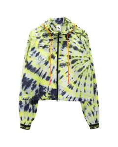 NIKE x OFF-WHITE WMNS NRG AS JACKET #1 AOP / 702 : VOLT