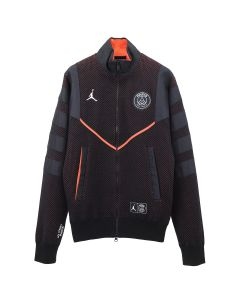Jordan Brand x Paris Saint-German BC JACKET / 010 : BLACK/INFRARED