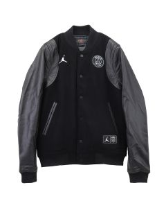 Jordan Brand x Paris Saint-German JORDAN BCFC VARSITY JKT / 010 : BLACK/(WHITE)