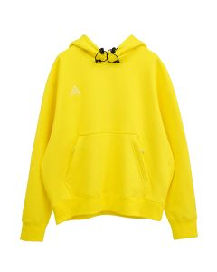 NIKE LAB ACG PULLOVER HOODY / 731 : OPTI YELLOW/SUMMIT WHITE(SUMMIT WHITE)