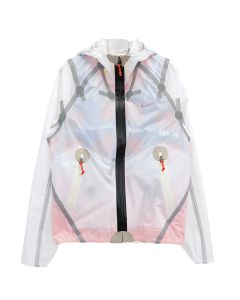 NIKE NRG ISPA INFLATE JACKET / 100 : WHITE/TEAM ORANGE/SOAR