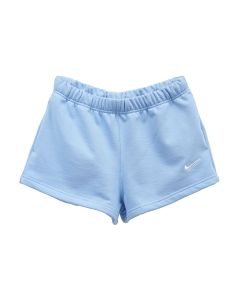 NIKE WMNS NRG FLEECE SHORT / 436 : PSYCHIC BLUE