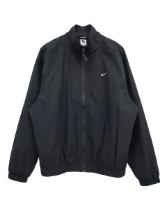 NIKE NRG TRACK JACKET / 010 : BLACK/(WHITE)