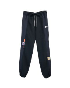 NIKE WMNS ICON CRASH MIXED PANT / 010 : BLACK