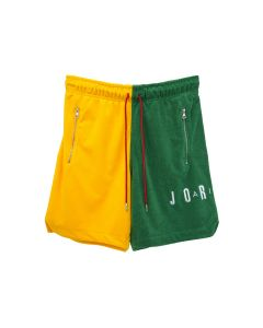 NIKE JORDAN SPRT DNA SHORT / 728 : AMARILLO/ALOE VERDE/UNIVERSITY RED