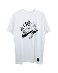NIKE SEASONAL 1 T-SHIRT / 100 : WHITE