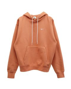 NIKE NRG FLEECE HOODY / 863 : HEALING ORANGE