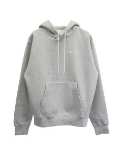 NIKE NRG FLEECE HOODY / 050 : GREY HEATHER