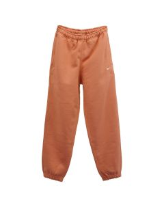 NIKE NRG FLEECE PANT / 863 : HEALING ORANGE