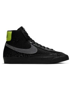 NIKE BLAZER MID '77 / 001 : BLACK/SMOKE GREY-LIMELIGHT