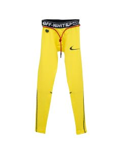 NIKE x OFF-WHITE NIKE NRG RU PRO TIGHT / 731 : OPTI YELLOW