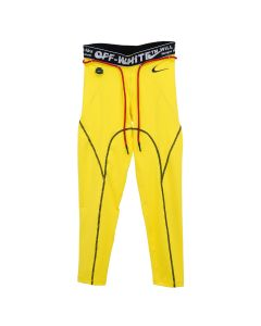 NIKE x OFF-WHITE NIKE WMNS NRG RU PRO TIGHT / 731 : OPTI YELLOW