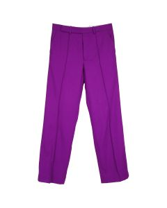 NAMACHEKO TUUWA TROUSERS / 6003 : RIDE PLUM