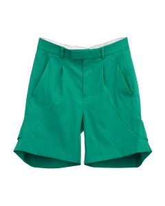 NAMACHEKO MUUYAW SHORTS / 3004 : EMERALD GREEN