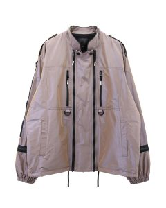 99%IS- UTILITY JACKET / L.PURPLE