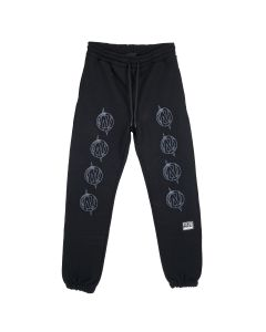99%IS- END AND' SWEAT PANTS / BLACK