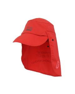 99%IS- FLAP CAP / RED