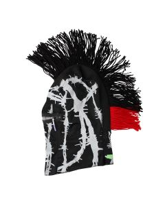 99%IS- MOHICAN WIRE BALACLAVA / BLACK