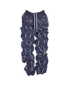 99%IS- GOBCHANG PANTS / NAVY-SKY