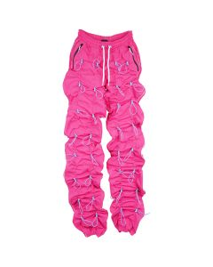 99%IS- GOBCHANG PANTS / PINK-SKY