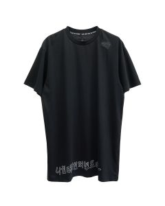 99%IS- NINETY NINE PERCENTIS T-SHIRT / BLACK
