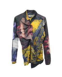 OTTOLINGER TWISTED SHIRT / LUCIE STAHL PRINT