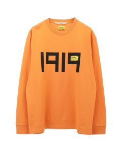 Highsnobiety x Bauhaus-Archiv 1919 LONG-SLEEVE / ORANGE