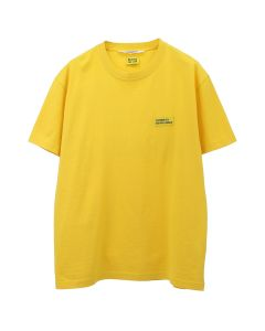 Highsnobiety x Bauhaus-Archiv RETURN TO THE WORKSHOP T-SHIRT / YELLOW