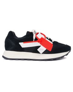 OFF-WHITE c/o Virgil Abloh MENS HG RUNNER / 1001 : BLACK WHITE