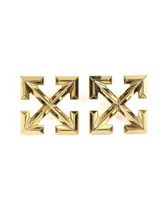 OFF-WHITE c/o Virgil Abloh WOMEN EARRINGS ARROW BIG / 9300 : GOLD NO COLOR