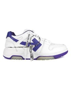 OFF-WHITE c/o Virgil Abloh MENS ooo out of office / 0135 : WHITE VIOLET