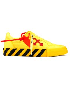 OFF-WHITE c/o Virgil Abloh MENS LOW VULCANIZED / 6020 : YELLOW RED