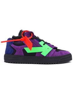 OFF-WHITE c/o Virgil Abloh MENS OFF COURT LOW / 2940 : VIOLET GREEN