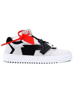 OFF-WHITE c/o Virgil Abloh MENS OFF COURT LOW / 4810 : BEIGE BLACK