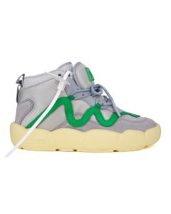 OFF-WHITE c/o Virgil Abloh WOMENS CHLORINE / 0855 : GREY GREEN