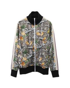 Palm Angels WOOD CAMO TRACK JACKET / 8888 : MULTICOLOR MULTI