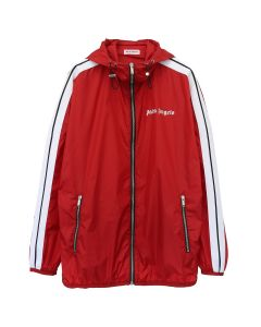 Palm Angels TRACK WINDBREAKER / 2001 : RED WHITE